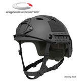 OPS-CORE FAST CARBON HIGH CUT  HELMET!M/L BK