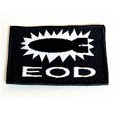 EOD PATCH (爆発物処理班)