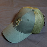 Browning BREEZE MeshBack Olive CAP