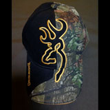 Browning Big BuckMark Cap Yellow