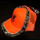 Browning Polson Blaze Mesh Back Cap With RTX