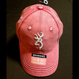 Browning Stonehaven Cap for Her-Red