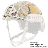 Mesh Helmet Cover for FAST HighCut Helmets L/XL MC